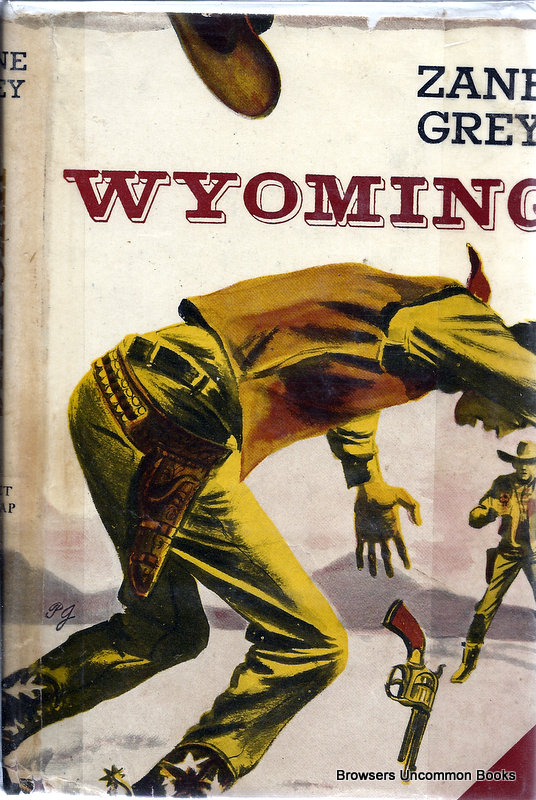 Uncommonbooks  Zane Grey Books At Browsers Uncommon Books