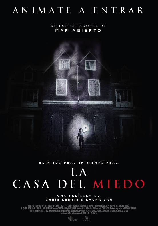 La bitacora de maneco la casa del miedo se estrena en la - Casas de peliculas ...