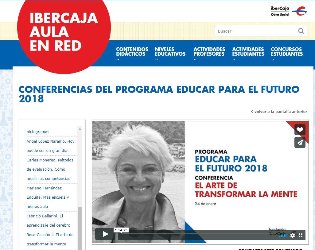 Programa Educar para el futuro