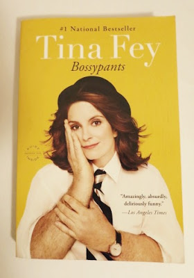 Tina Fey, book review, Bossypants