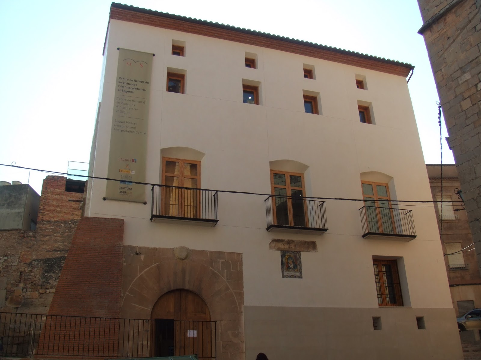 Sagunto saguntum 6 casa dels berenguer o centro de recepci n de visitantes y de interpretaci n - Casas en sagunto ...