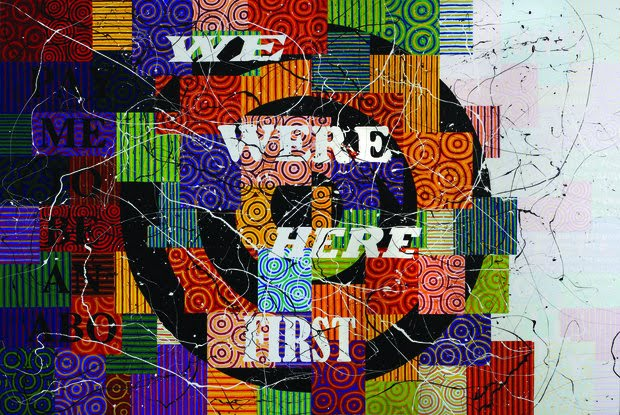 Richard Bell's We Were Here First
