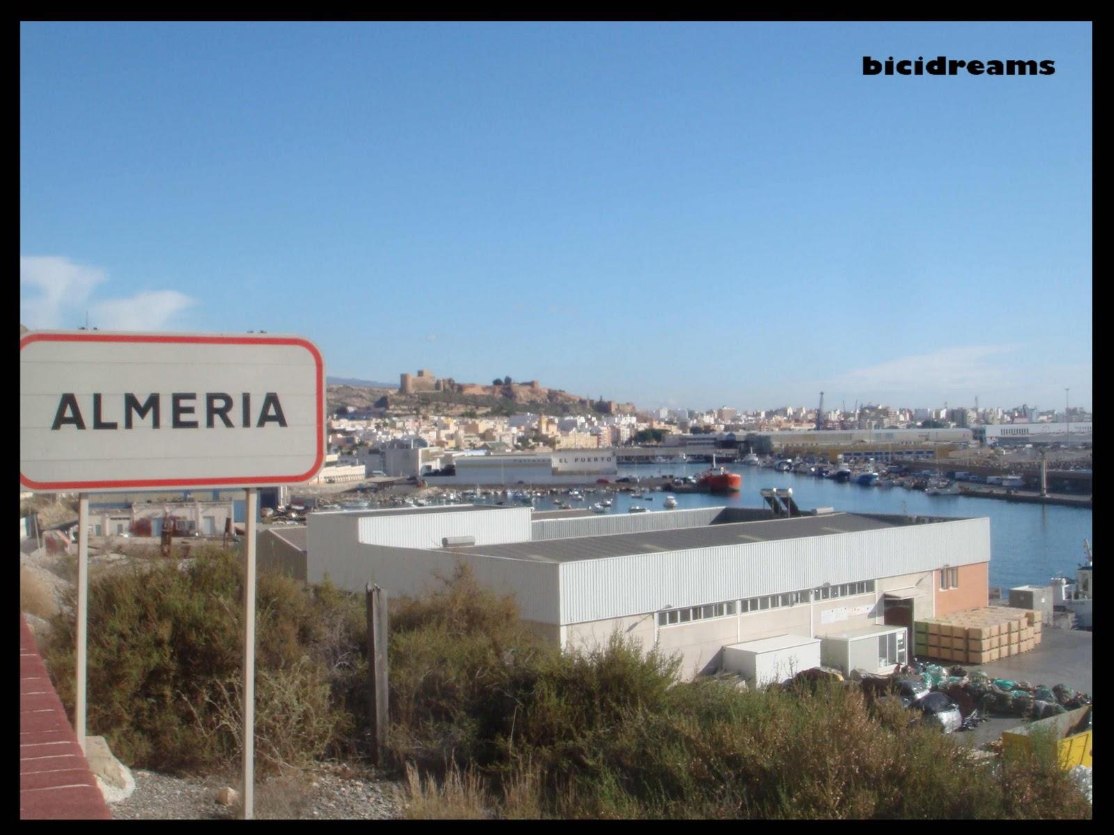 Bicidreams etapa septima almeria el ejido 32km - El ejido almeria ...