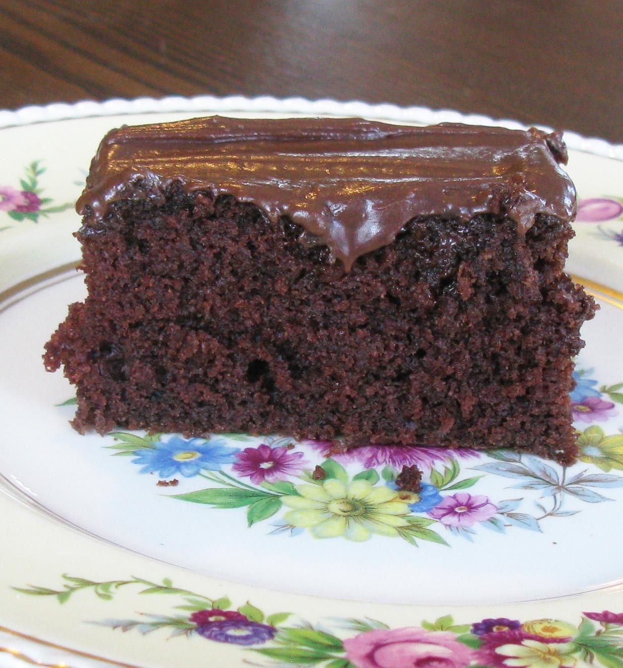 Minute Chocolate Cake In A Cup Recipe