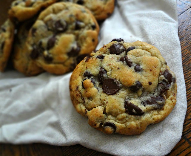 ... Cooking Actress: The New York Times Best Chocolate Chip Cookie Recipe