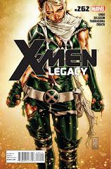 X-MEN LEGACY#262
