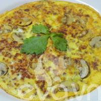 Biến tấu mới cho trứng và nấm