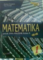 Buku Matematika SMA-MA/SMK Kelas X (Wajib) Kurikulum 2013