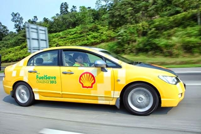 Shell FuelSave Challenge 2014 #ShellFSC