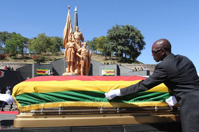 Extra-Ordinary League Of Legends: Celebrating Zimbabwe's Fallen Legends.