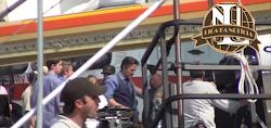 Primeiras imagens de Ben Affleck como Bruce Wayne