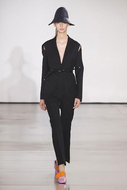 Jil Sander Spring-Summer 2016 Milan Fashion Week.