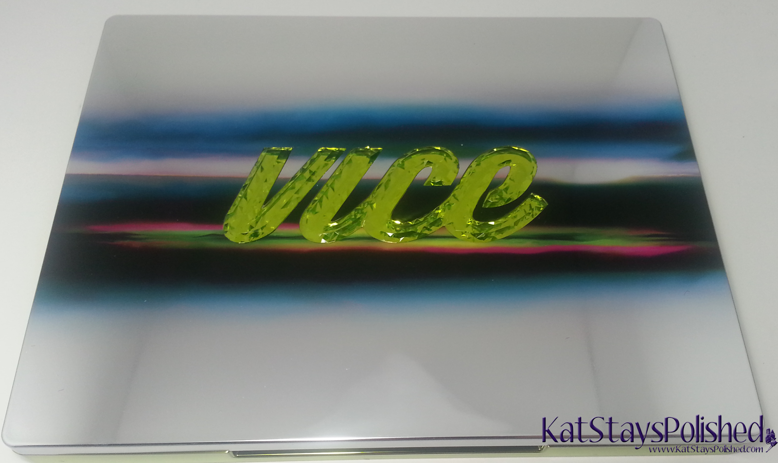Urban Decay Vice 3 Palette | Kat Stays Polished