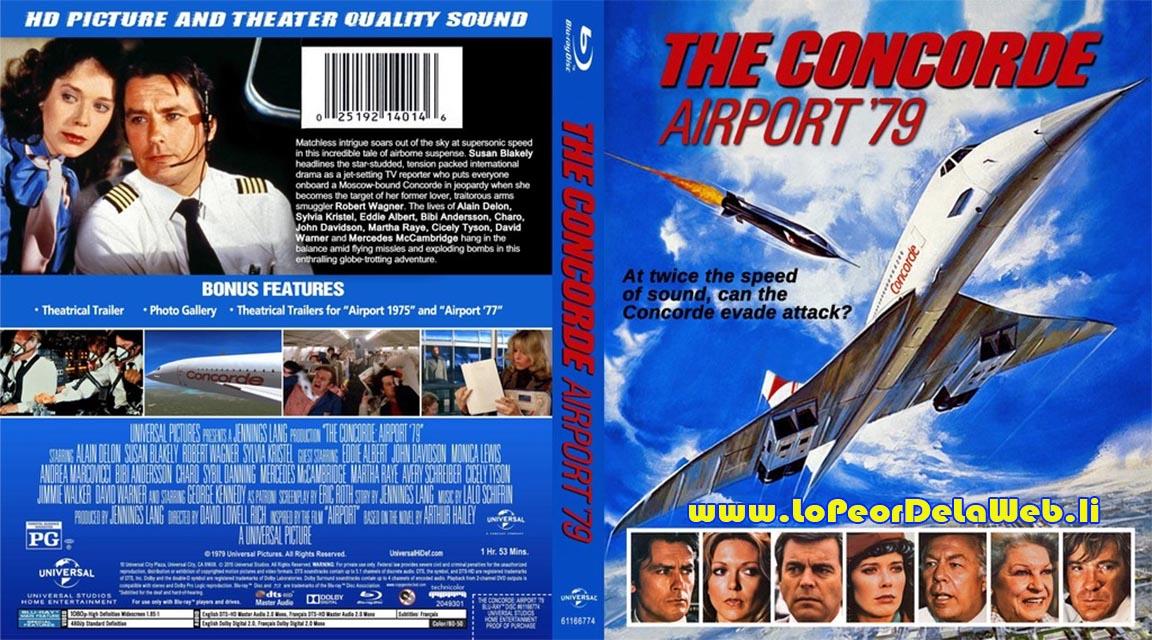 Aeropuerto '79 - El Concorde (1979 / Alain Delon)