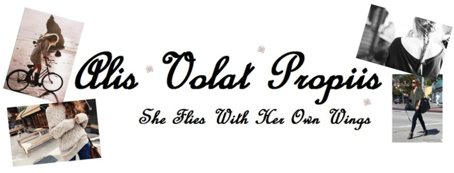 Alis Volat Propiis
