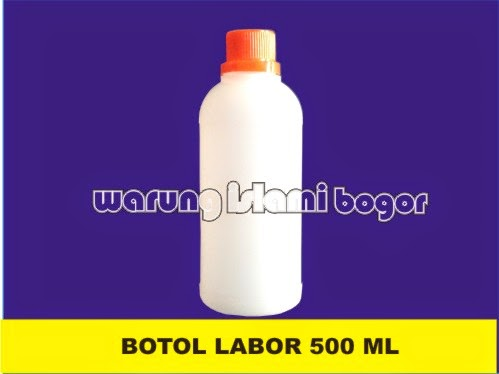 Jual Botol Pestisida HDPE 500ml