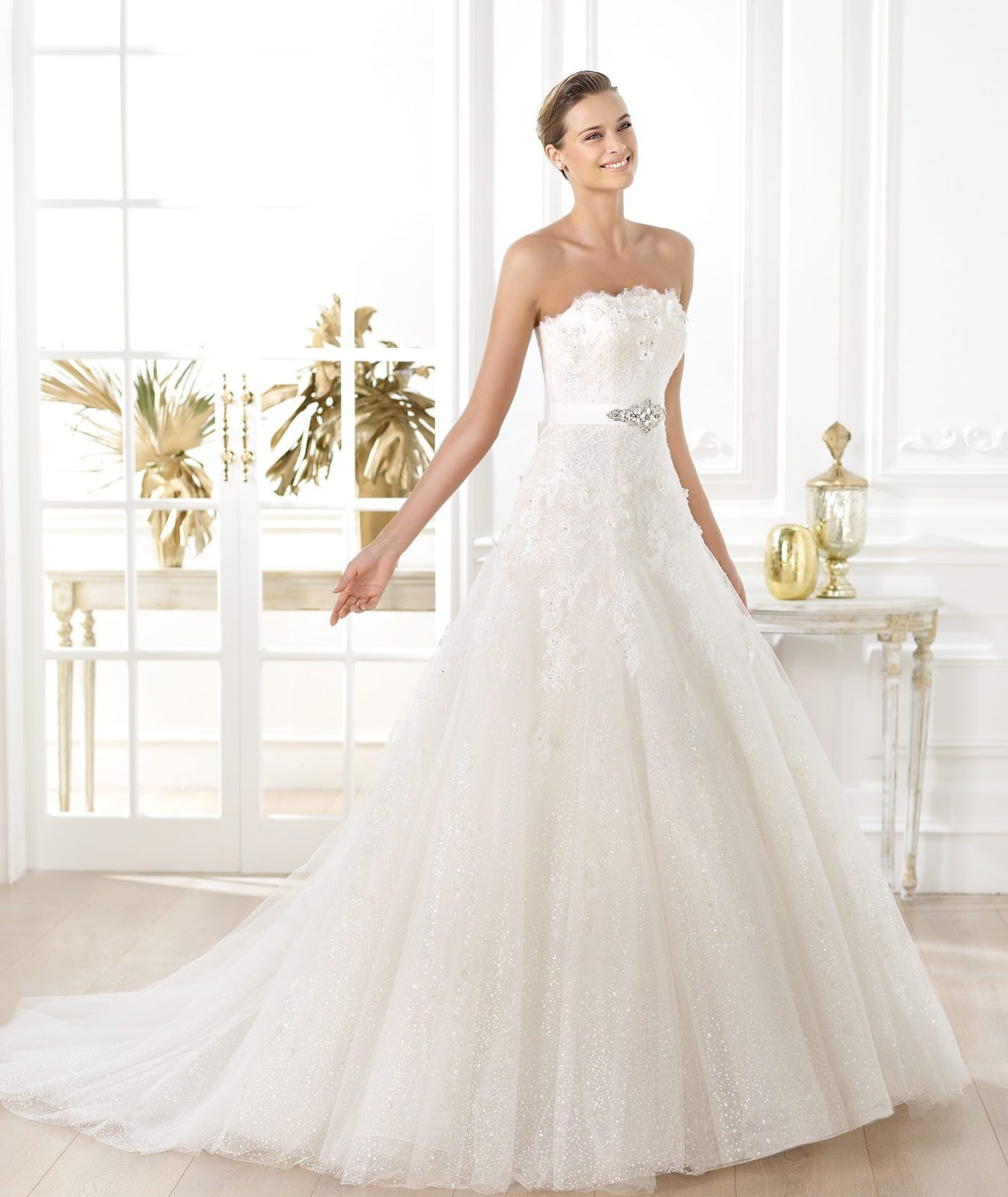 Pronovias 2014 Spring Glamour Collection