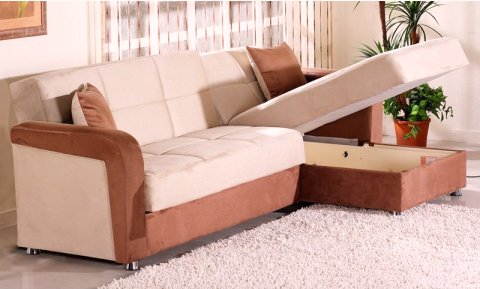 "Modern Living Room Furniture ""Vision Convertible"