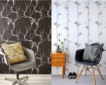 Fashionable Wallpaper Designs for Room