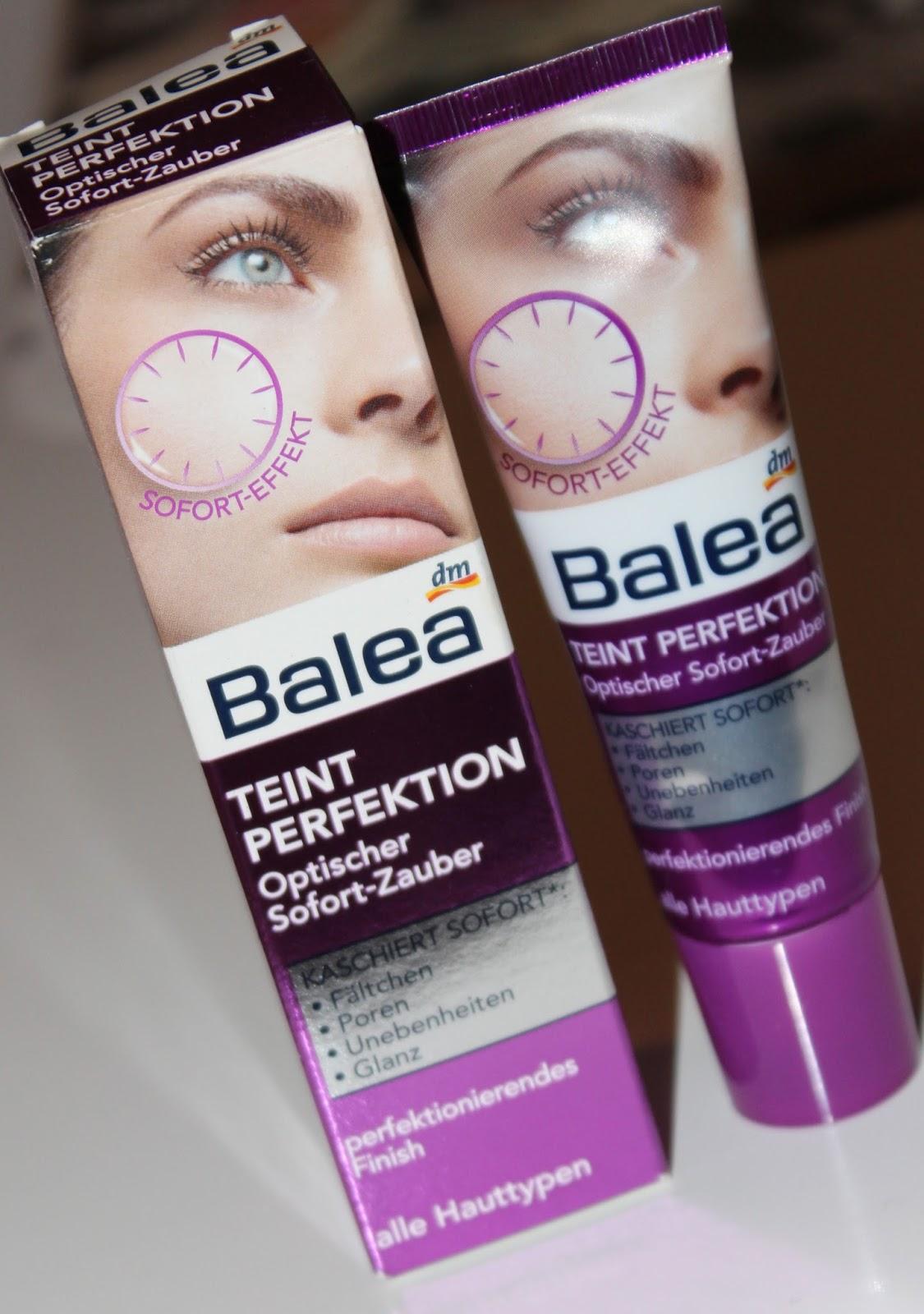 Balea Teint Perfektion - baza za lice