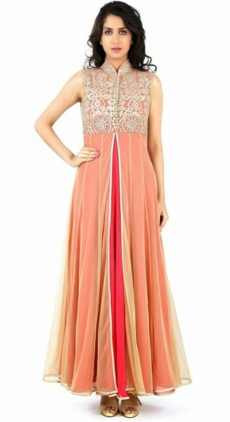 Ankle Length Long Anarkali Suit