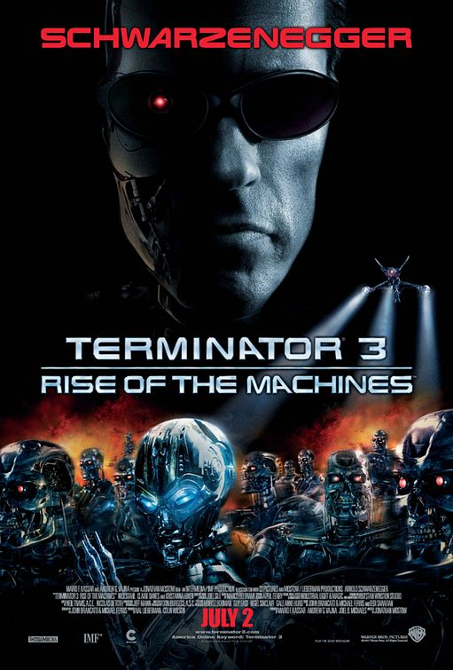 Kẻ Hủy Diệt 3 - Terminator 3