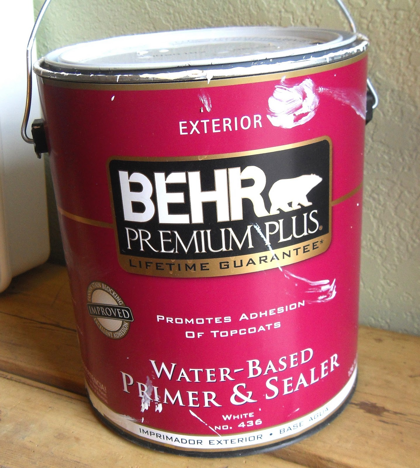 Behr Exterior Paint Drying Time