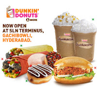 Get Free Dunkin Donuts for 1 Year only for Hyderabad : buytoearn