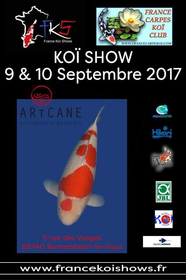 L 39 aquarium la maison ne pas manquer le ko show for Salon aquariophile 2017