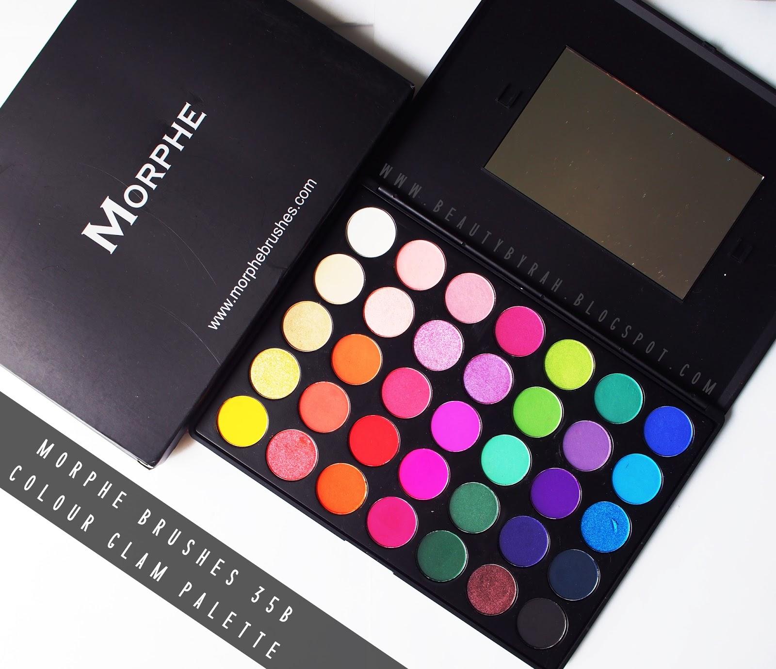 Morphe Color Koffee Palette