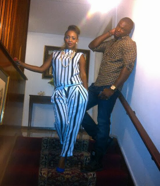 BBA Couple, Hakeem and Cleo Share New Photos   Big Brother Africa Fan