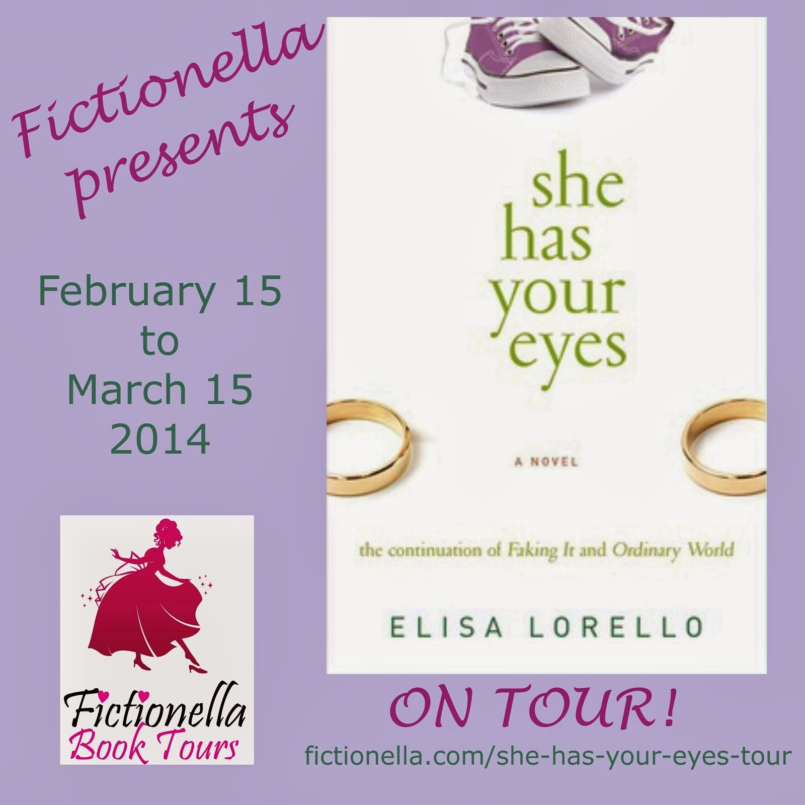 she has your eyes tour!