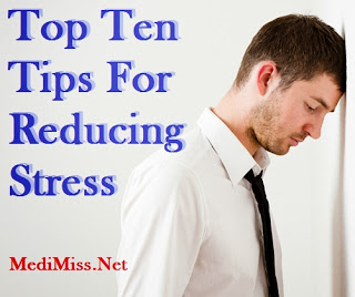 10 Tips For Reducing Stress And Improving Your Health