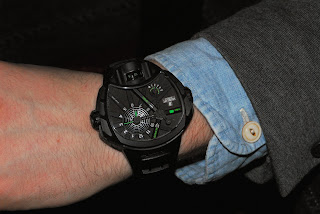 Wristshot Montre Hublot MP-02 Clé du Temps