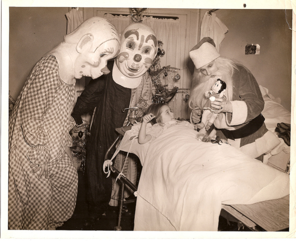 creepiest vintage photos