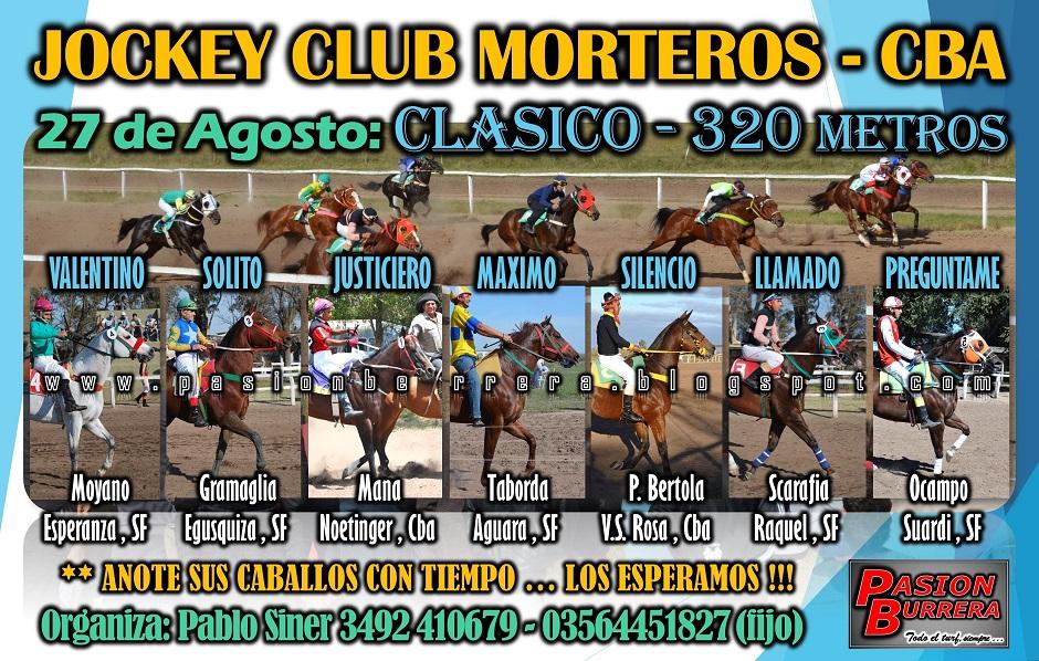 MORTEROS 27 - 320