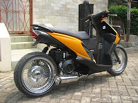 MODIFIKASI-HONDA BEAT MODIFIKASI