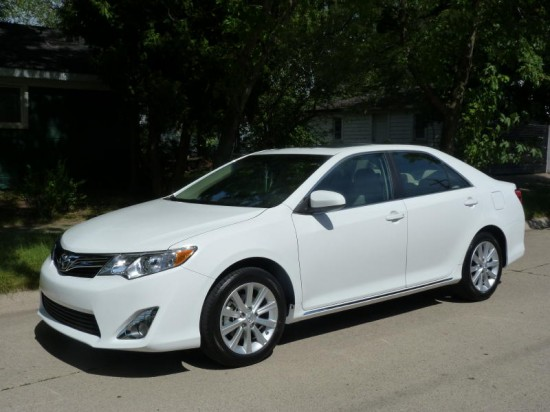 Review: 2012 Toyota Camry ~ The world of cars