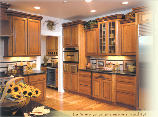 Kitchen trends kitchen cabinet gallery for Kitchen cabinets 60056
