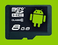 MicroSD HC Class 10 Smartphone Android Blackberry