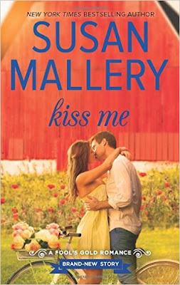 susan mallery, kiss me, book review