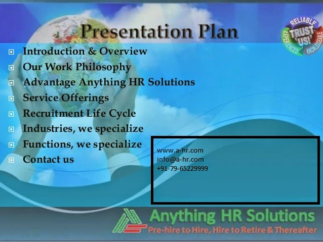 HR Solution Ahmedabad And Recruitment's Agencies