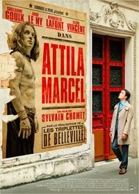 Attila Marcel 2014 Dublado