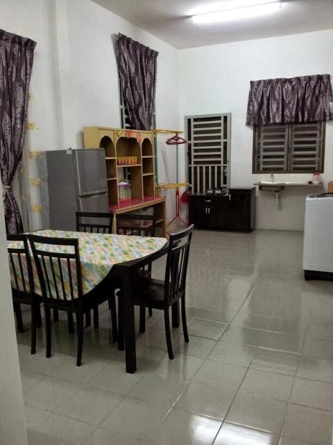 Ruang Makan / Dapur