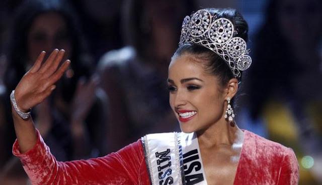 Lima Fakta Tersembunyi Miss Universe 2012