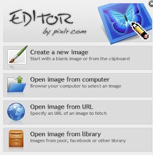 تحميل برنامج تعديل الصور اون لاين Photo Editor Online