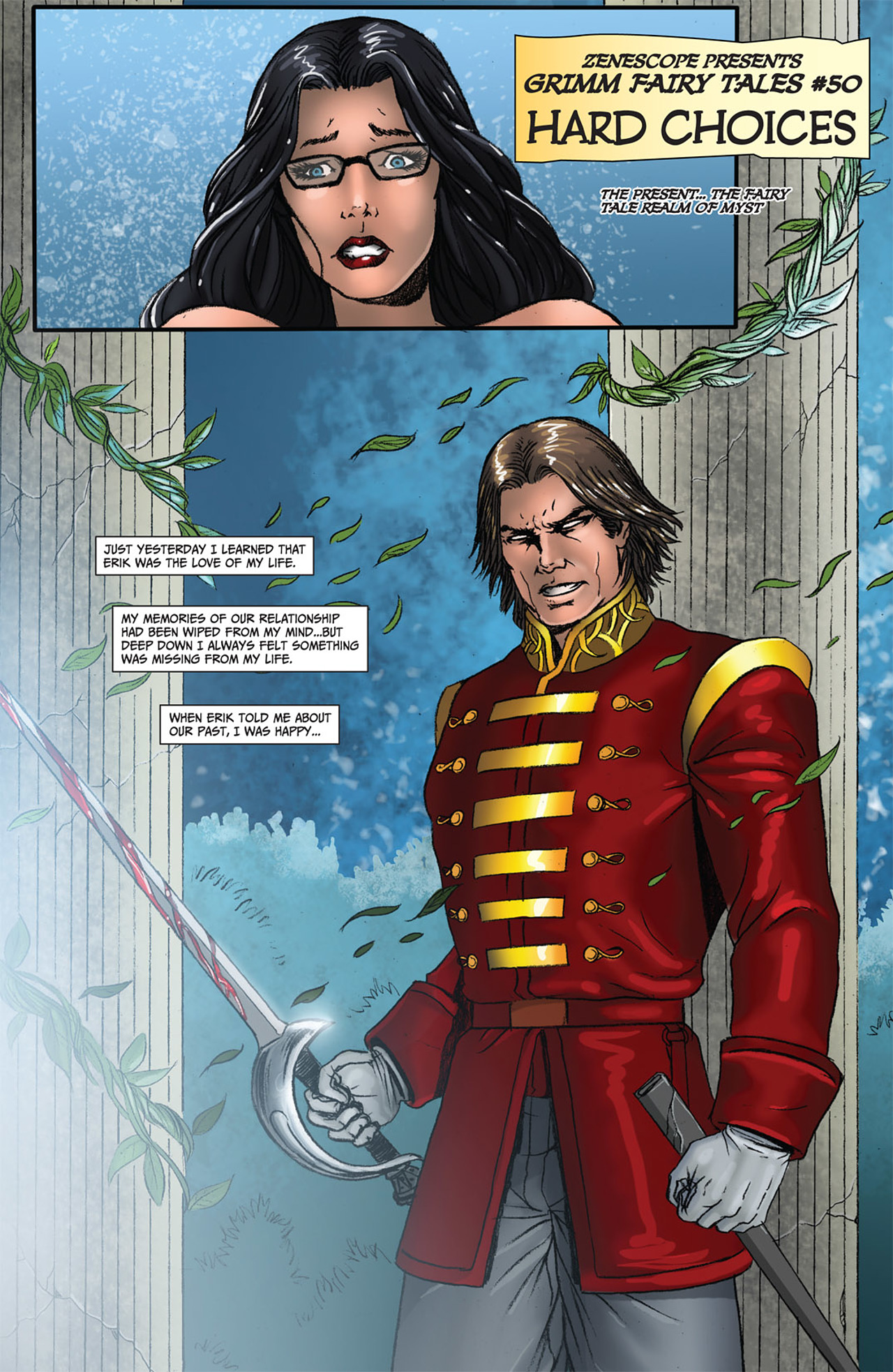 Grimm Fairy Tales (2005) Issue #50 #53 - English 9