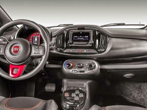 ver carros novos fiat preços Fiat Uno 2015