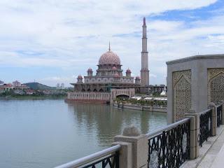 Friday Mosque Kuala Lumpur.
