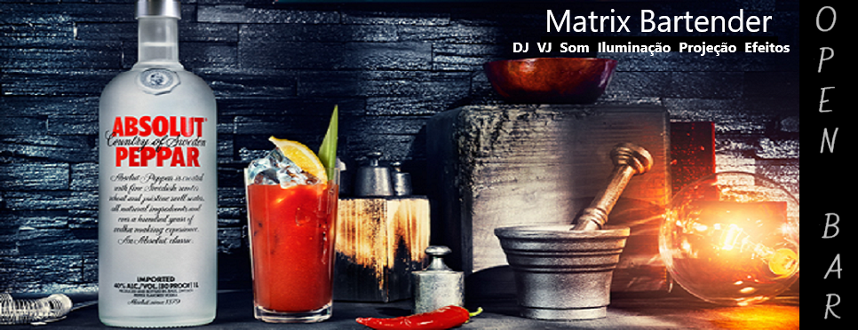   MATRIX BARMAN   Barman para Casamentos   Barman para Festa   Barman em Guarulhos   Barman Eventos